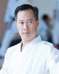 Photo of Sensei Mervin Dixon